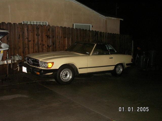 Picture of 1982 Mercedes-Benz 380-Class