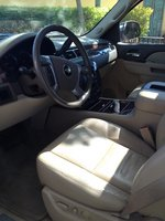 Picture of 2011 Chevrolet Suburban LTZ 1500, interior