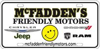McFadden Friendly Motors logo