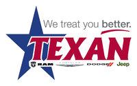 Texan Chrysler Dodge Jeep Ram logo