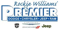 Rockie Williams Premier Dodge Chrysler Jeep logo