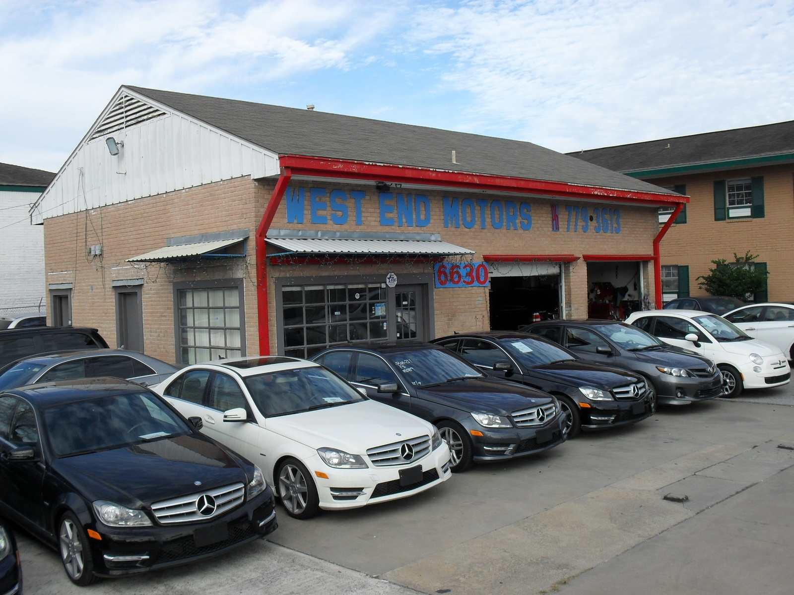 West end motors inc houston tx read consumer reviews for Airport motors inc auburn al