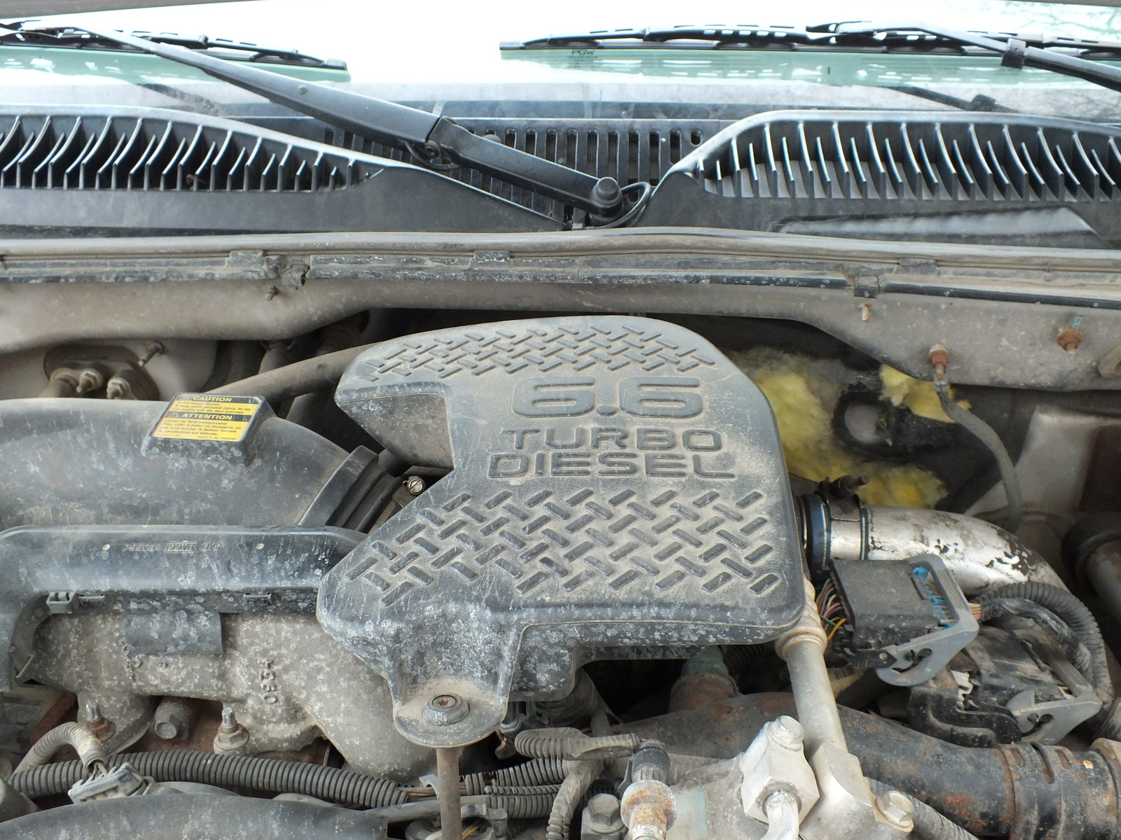 Picture of 2004 Chevrolet Silverado 3500 4 Dr LT 4WD Crew Cab LB, engine