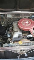 Picture of 1974 Toyota Corona, engine