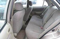 Picture of 2001 Chevrolet Prizm 4 Dr LSi Sedan, interior