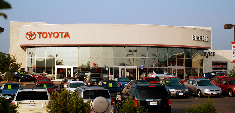 Sheehy Toyota Of Stafford Stafford Va Read Consumer