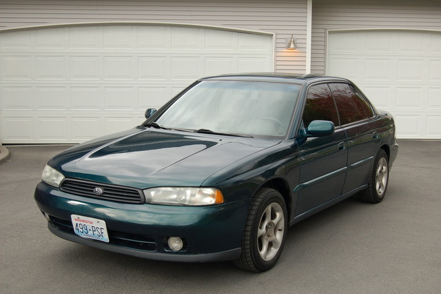 Picture of 1995 Subaru Legacy 4 Dr LSi AWD Sedan, exterior, gallery_worthy