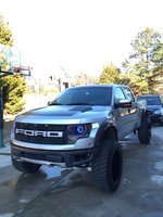 Picture of 2013 Ford F-150 SVT Raptor SuperCrew 5.5ft Bed 4WD, exterior