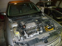 Picture of 1997 Chevrolet Malibu LS, engine