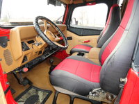 Picture of 1995 Jeep Wrangler S, interior, gallery_worthy