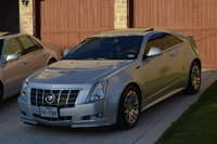 Picture of 2012 Cadillac CTS Coupe Premium