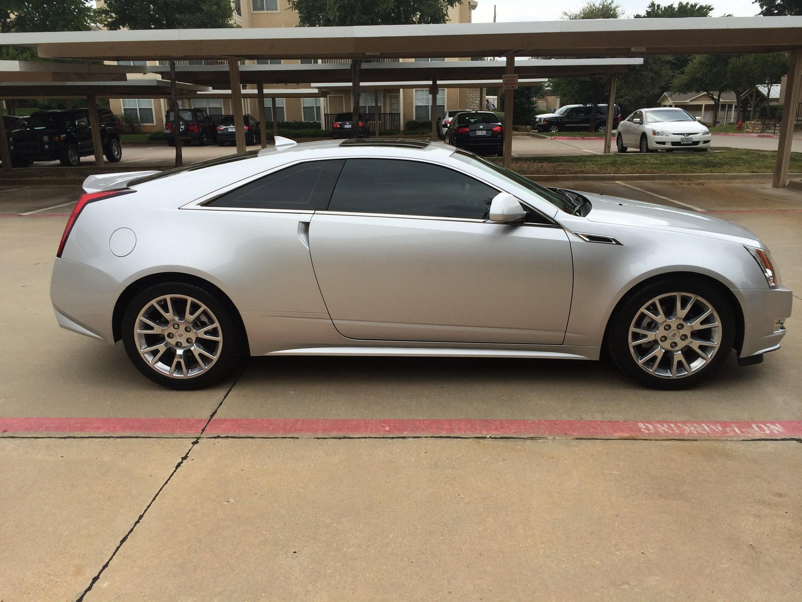 Used Cadillac Cts Coupe >> 2012 Cadillac CTS Coupe - Pictures - CarGurus