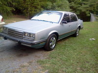 1985 Chevrolet Celebrity Picture Gallery
