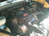 Picture of 1985 Chevrolet Celebrity, engine