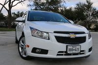 Picture of 2013 Chevrolet Cruze LTZ Sedan FWD, exterior, gallery_worthy