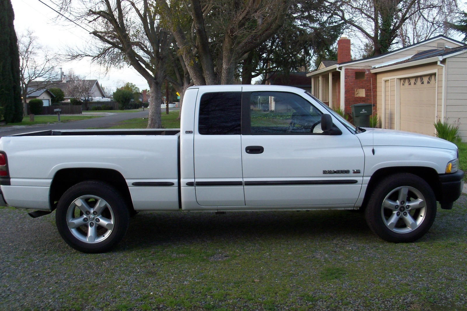I just bought a 1999 dodge ram 1500 2wd the former owner had put 20 wheels on it while driving now i am experiencing a bit of a shimmy in it