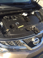 Picture of 2011 Nissan Murano LE, engine