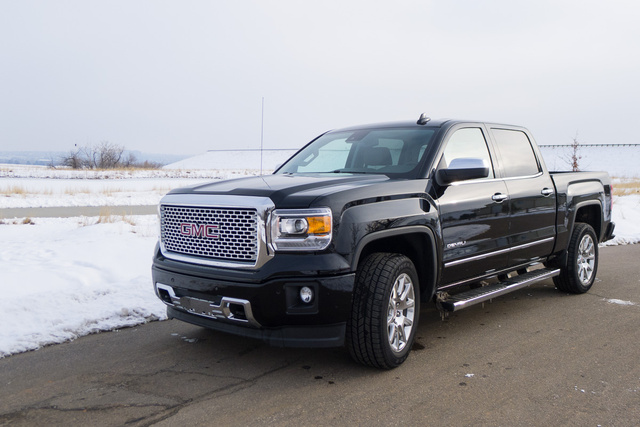Picture of 2015 GMC Sierra 1500, exterior