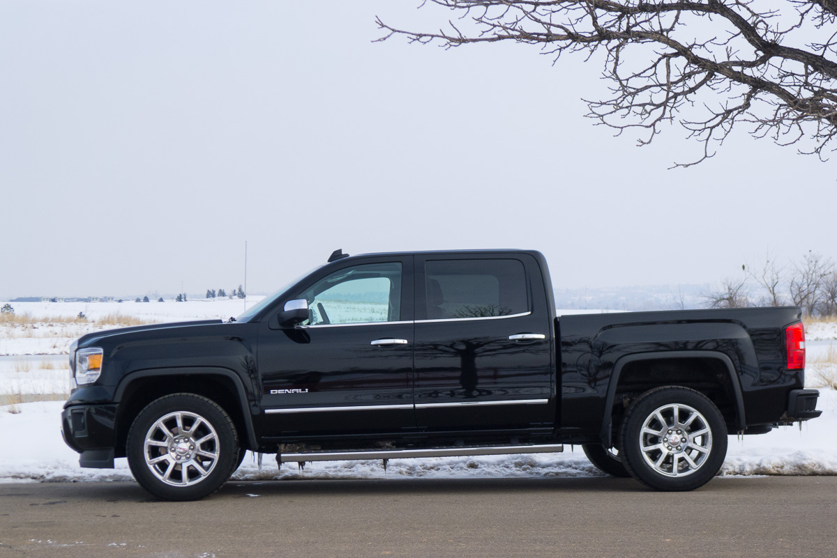 2015 gmc sierra 1500 test drive review cargurus. Black Bedroom Furniture Sets. Home Design Ideas