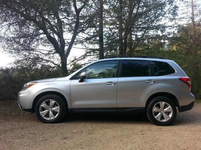 Picture of 2015 Subaru Forester, exterior, gallery_worthy