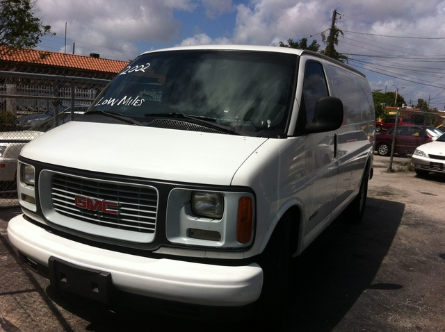 Picture of 2002 GMC Savana 2500 Extended, exterior, gallery_worthy