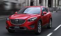 2016 Mazda CX-5 Overview