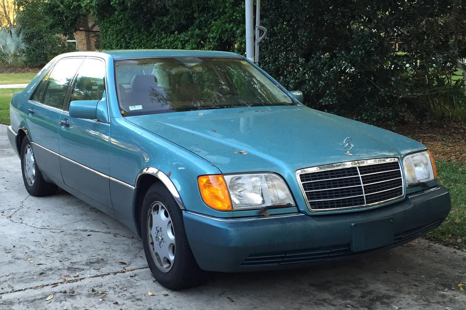 1992 Mercedes-Benz 500-Class