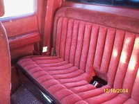 Picture of 1991 Chevrolet C/K 3500 Ext. Cab 2WD, interior