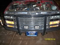 Picture of 1991 Chevrolet C/K 3500 Ext. Cab 2WD, engine
