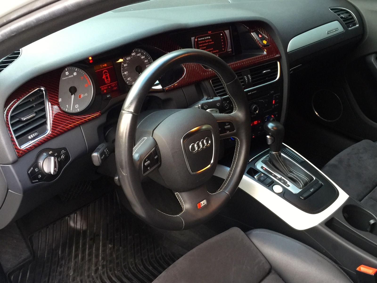 Picture of 2012 Audi S4 3.0T Quattro Premium Plus, interior