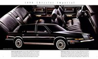 Picture of 1990 Chrysler Imperial 4 Dr STD Sedan, engine