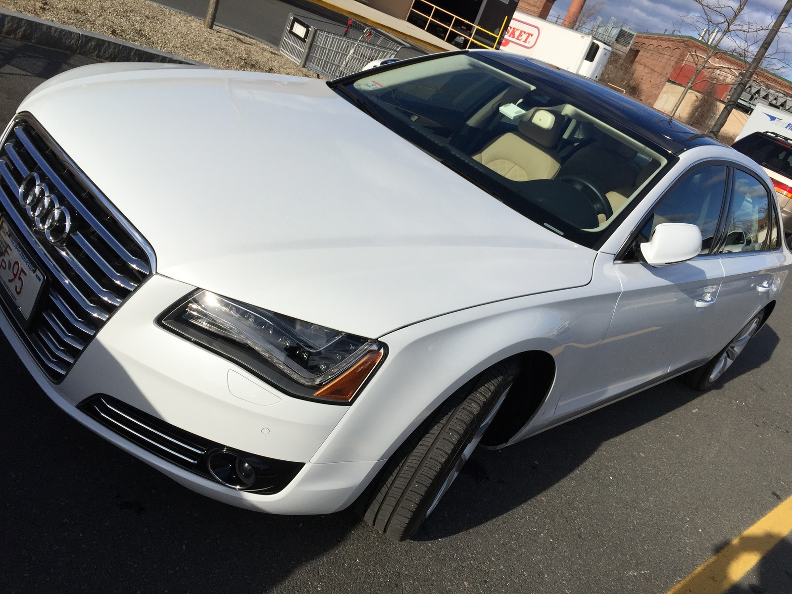 Picture of 2014 Audi A8 3.0T