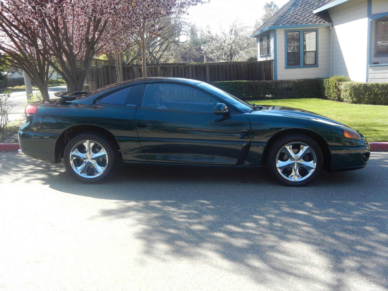 Dodge Stealth Dr R T Hatchback Pic on Dodge Dakota R T Listings