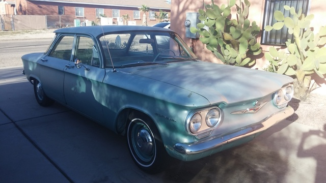 Picture of 1960 Chevrolet Corvair