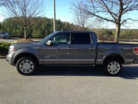 Picture of 2014 Ford F-150 Platinum SuperCrew 6.5ft Bed 4WD, exterior