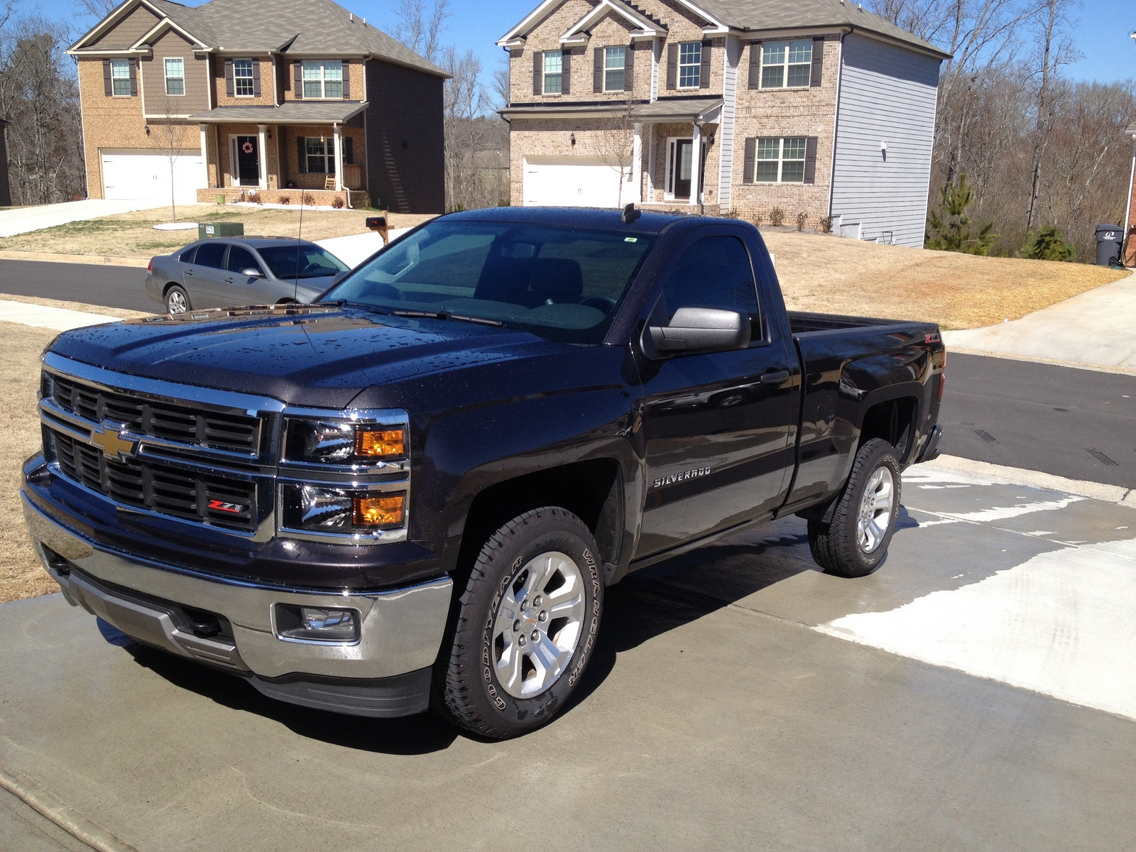 2014 chevrolet silverado 1500 pictures cargurus. Black Bedroom Furniture Sets. Home Design Ideas