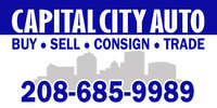 Capital City Auto logo