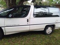 1991 Pontiac Trans Sport Overview