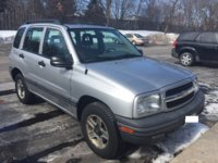 Picture of 2002 Chevrolet Tracker Base 4WD, exterior