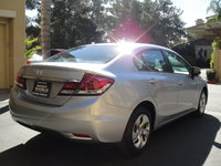 Picture of 2013 Honda Civic LX, exterior