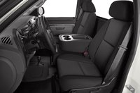 Picture of 2014 GMC Sierra 2500HD Work Truck LB 4WD, interior
