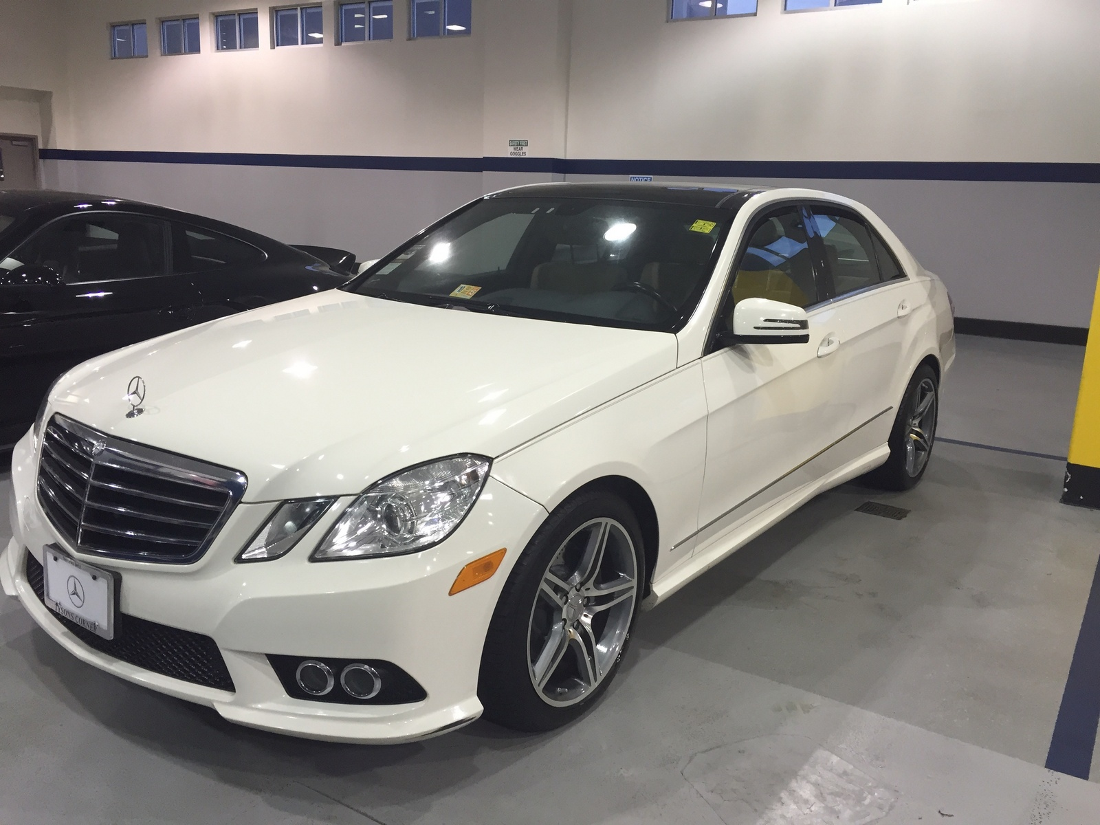 Picture of 2010 mercedes benz e class e350 sport exterior for 2010 mercedes benz e class e350 price