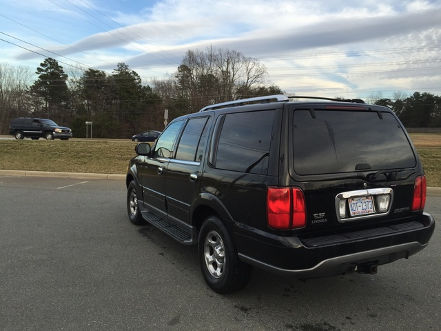 Picture of 2000 Lincoln Navigator Base 4WD, exterior