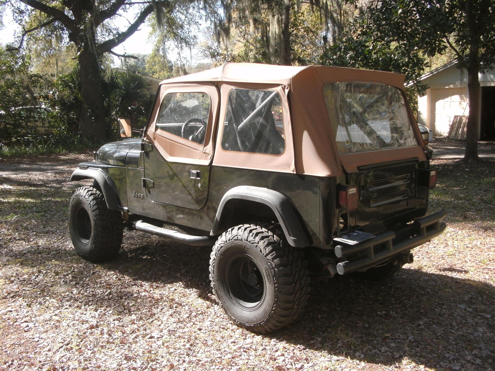 1986 Jeep Cj-7 - Overview