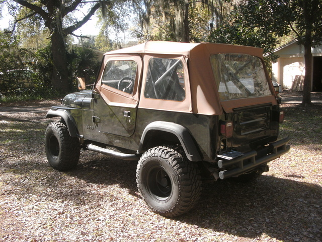 Picture of 1986 Jeep CJ-7