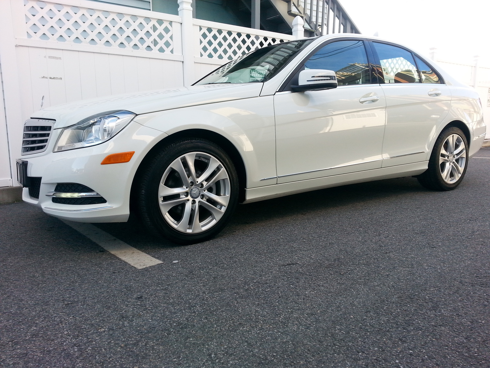 Picture of 2012 mercedes benz c class c300 luxury 4matic for 2012 mercedes benz c class