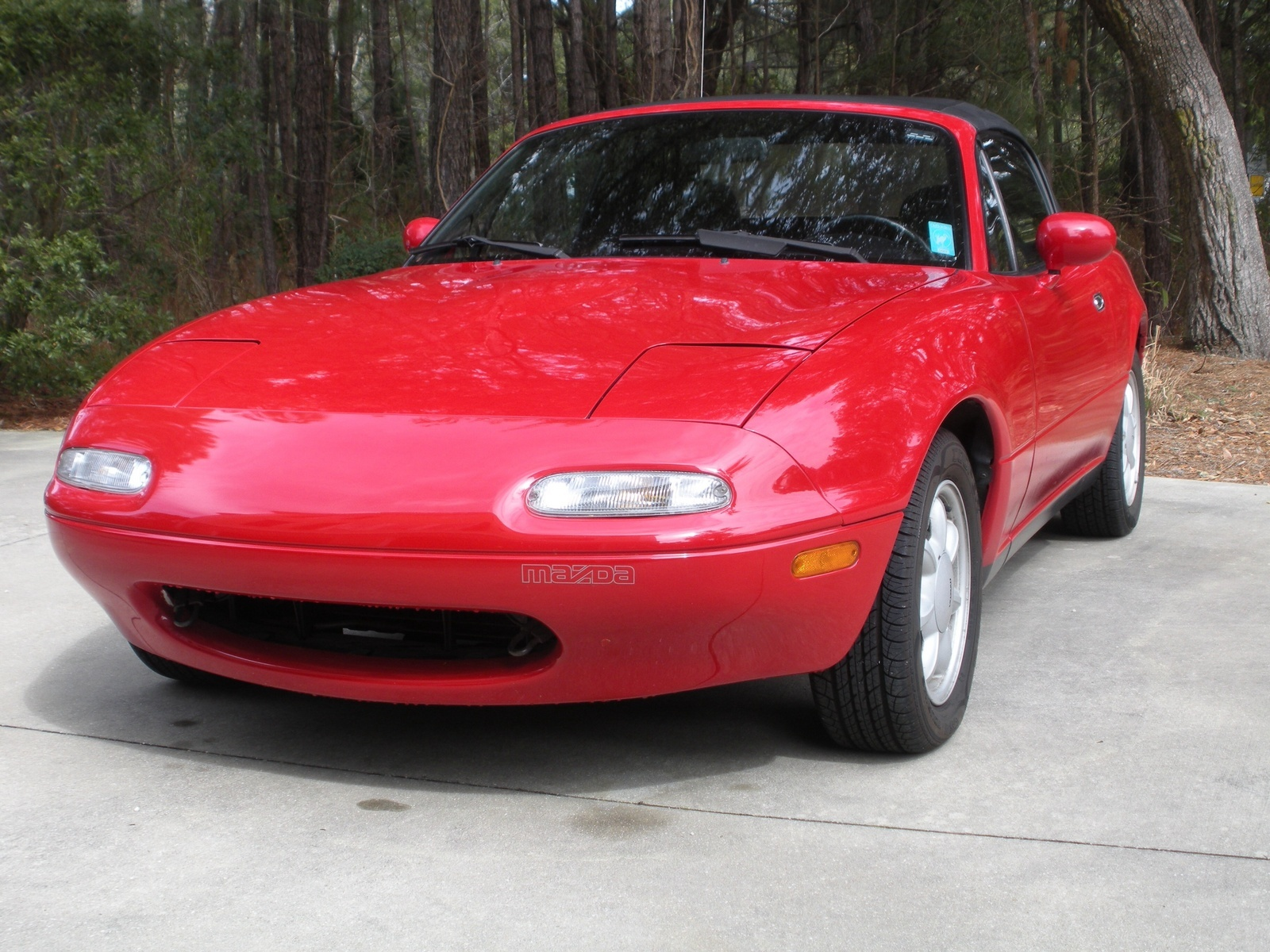 mazda mx-5 miata questions - how do i value and sell low mileage