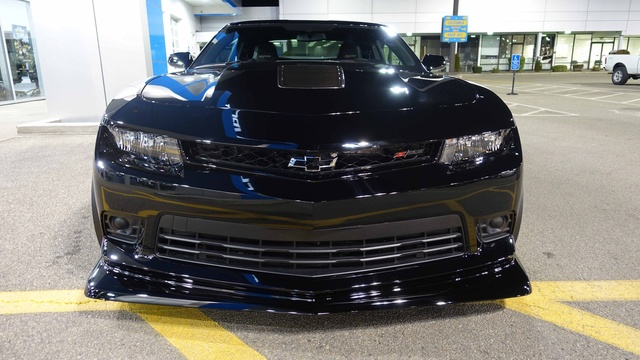 Picture of 2014 Chevrolet Camaro Z28 Coupe RWD, exterior, gallery_worthy