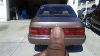 1991 Lexus LS 400 Overview
