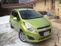 Picture of 2013 Chevrolet Spark 1LT, exterior